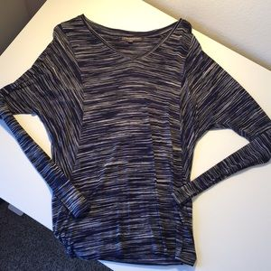 A Pea in the Pod maternity long sleeve top